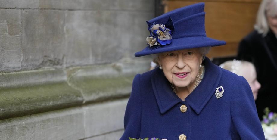 королева елизавета, вестминстерское аббатство, королева с тростью, елизавета трость