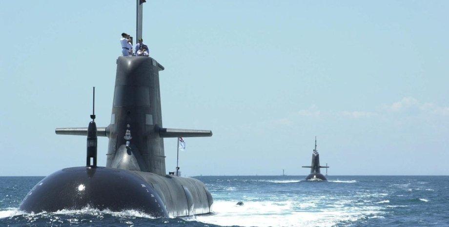 будівництво підводних човнів