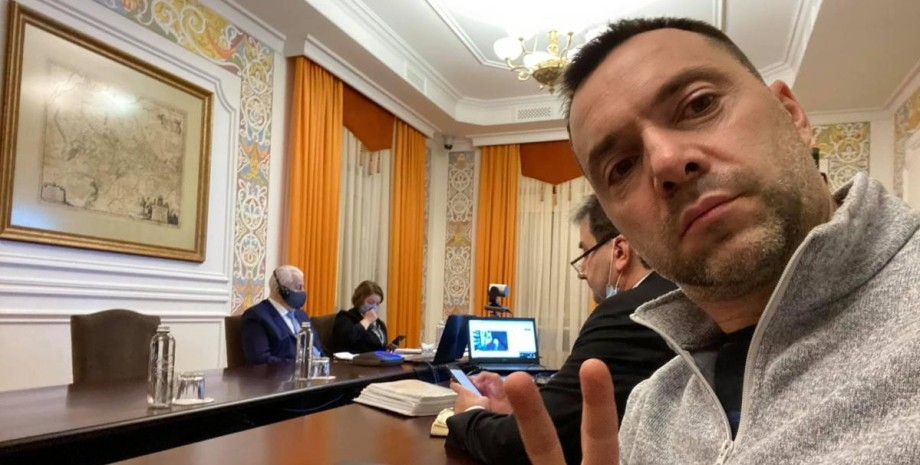 Аваков назвал Арестовича мерзавцем из-за слов про зону АТО