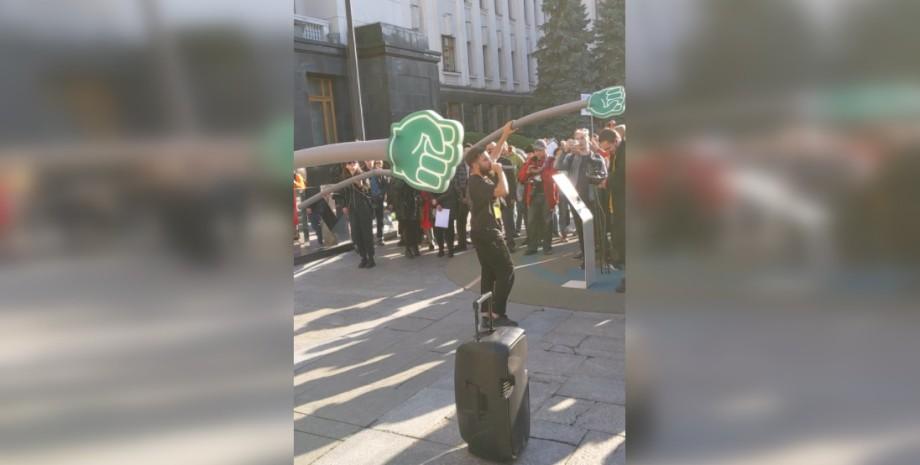 офіс президента, марш за київ, банкова