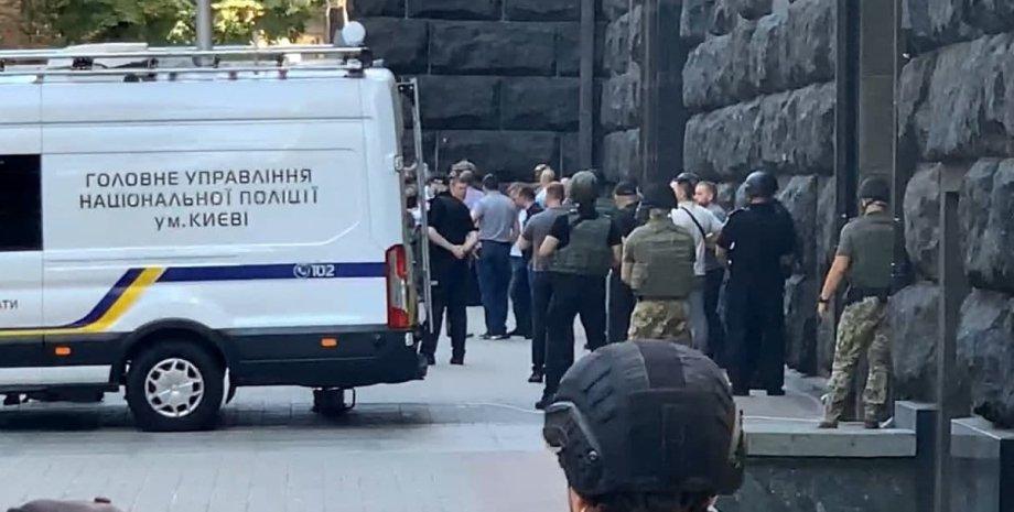 Владимир Прохнич, граната, задержание,