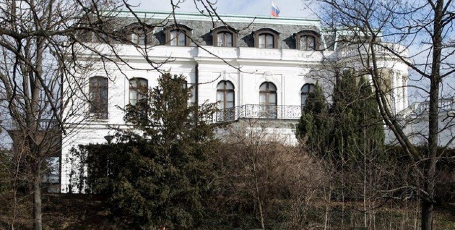 Посольство России в Чехии/Фото: idnes.cz