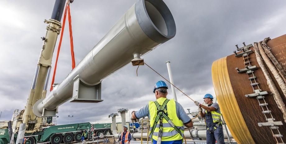 """Нафтогаз просить США та Німеччину ввести санкції проти """"Північного потоку-2"""""""