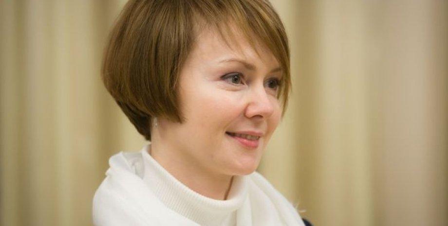 Елена Зеркаль / Фото: пресс-служба президента