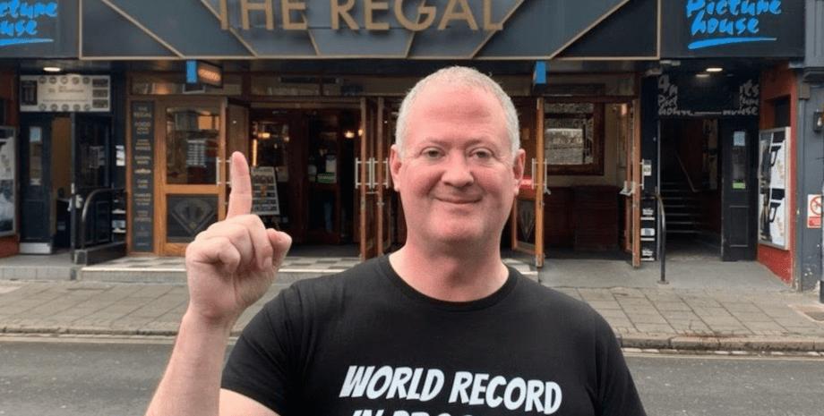 Паб, рекорд, Британія