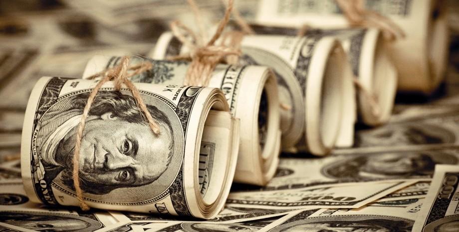 доллары, валюта, деньги