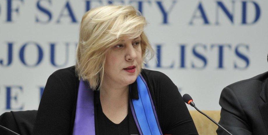 Дунья Миятови / Фото: humanrights.org.ua