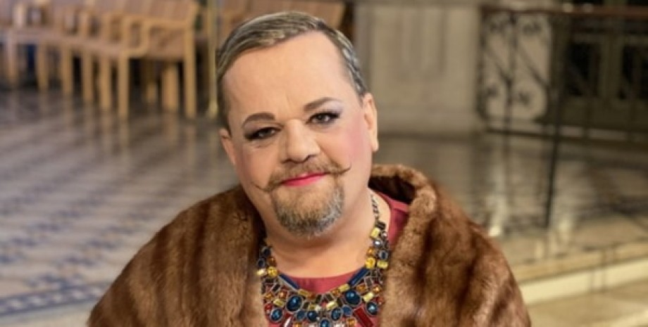 Ларс Гордфельдт, священник ЛГБТ