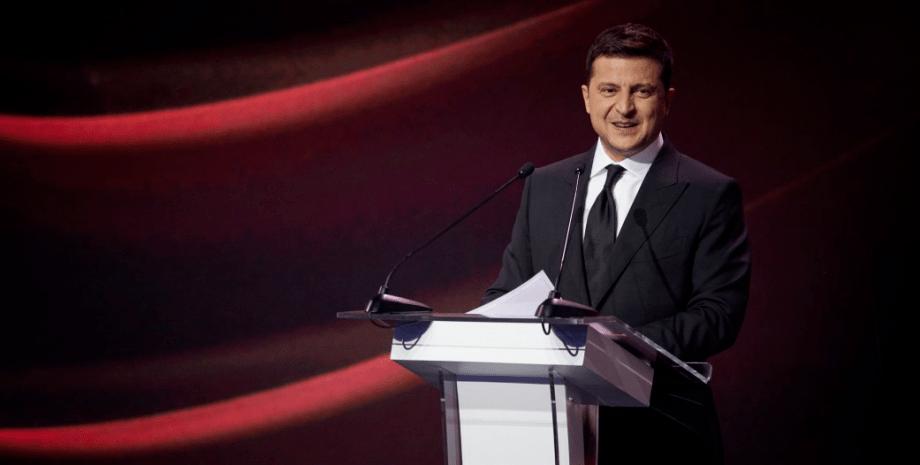 Зеленский хочет провести Олимпийские игры в Украине