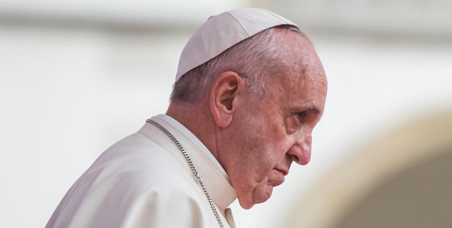 Папа Римский, Франциск, понтифик,