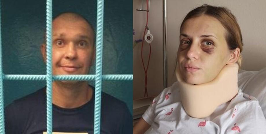Анастасия Луговая, Виталий Рудзько, телеведущая, поезд, изнасилование, избиение,