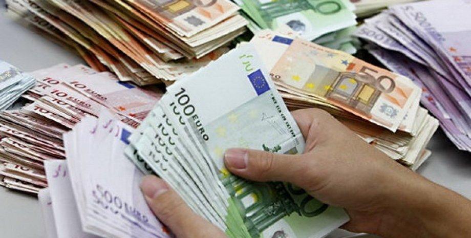 Евро / Фото: minfin.com.ua