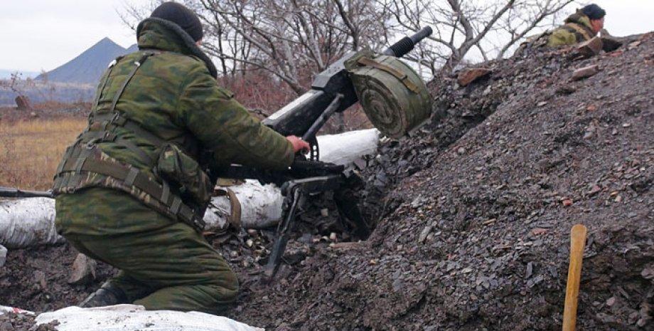 Боевики в Донбассе / Фото: ТАСС