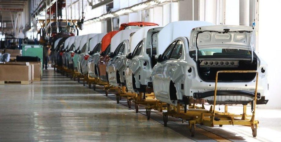 автопроизводство в Украине, производство авто, ЗАЗ, Авто ЗАЗ