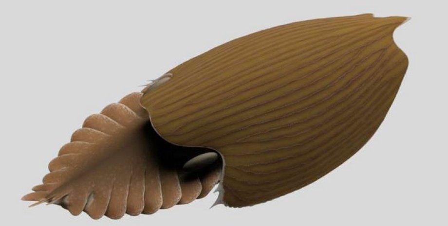 Titanokorys gainesi. реконструкція