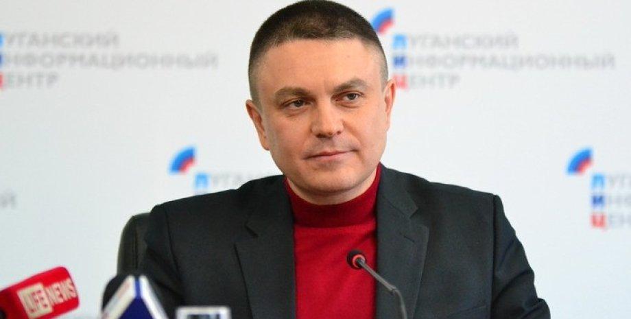 Леонид Пасечник / Фото с ресурса боевиков