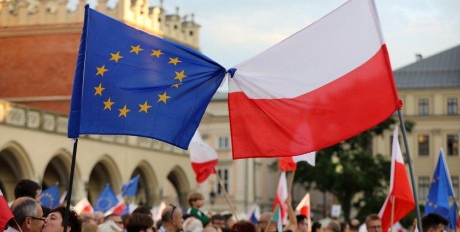 Польща, Євросоюз