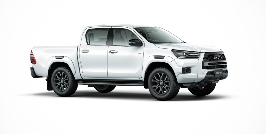 Toyota Hilux GR Sport, Toyota Hilux, пікап Toyota, Toyota Hilux 2022