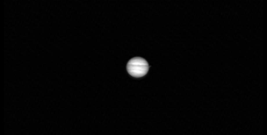 Юпитер, Lunar Reconnaissance Orbiter, космос