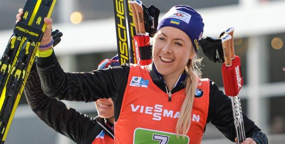 Юлия Джима / biathlon.com.ua