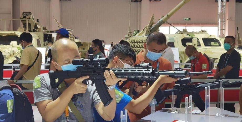 китайское стрелковое оружие