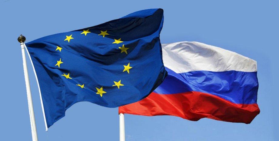 Росія, РФ, ЄС, Євросоюз, Росія ЄС
