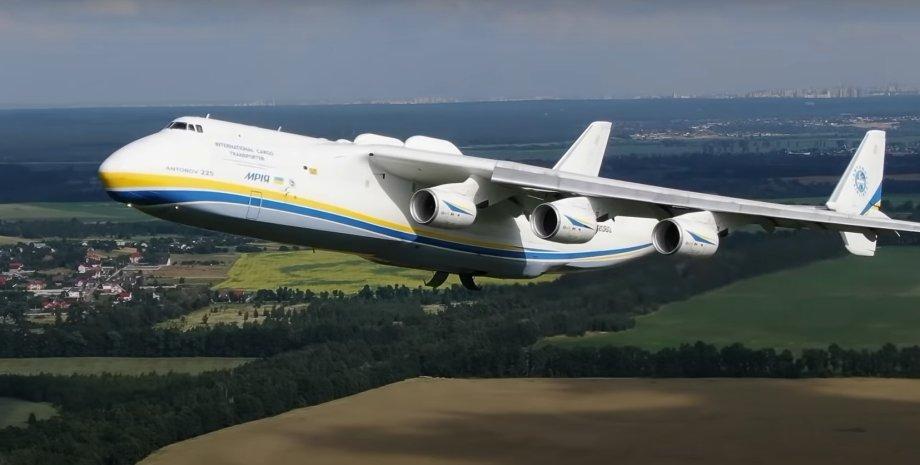 Мрія, мрия, самолет, Ан-225
