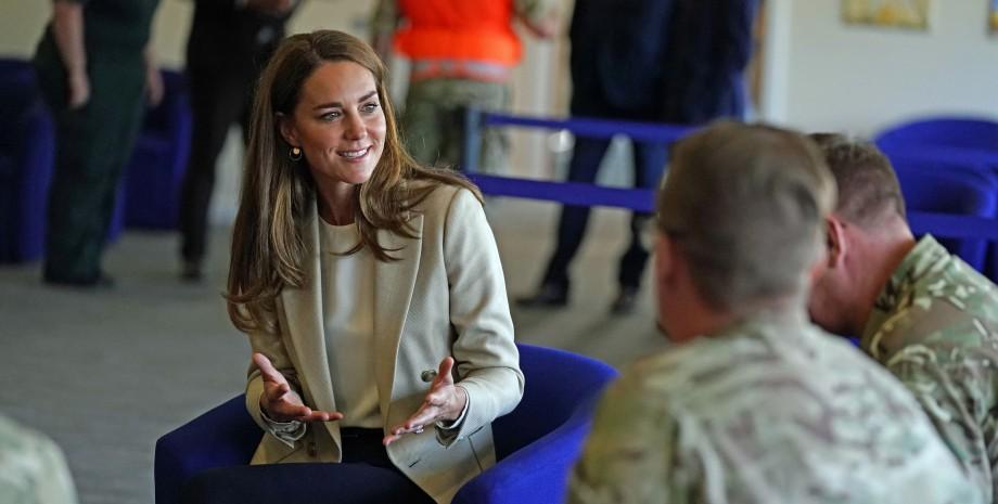 кейт миддлтон, эвакуация из кабула, британские военные в афганистане