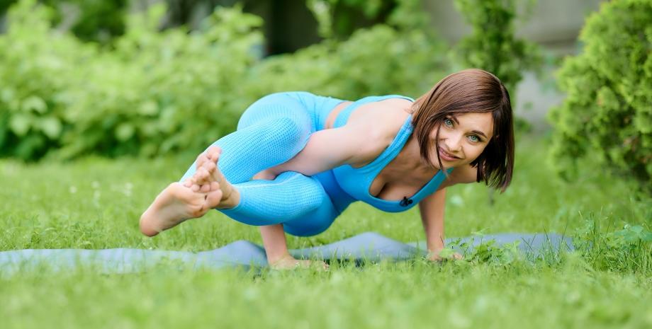 Анна Панова, йога, знаменитості