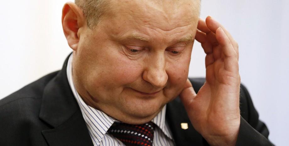 Николай Чаус, экс-судья Чаус, бывший судья Чаус
