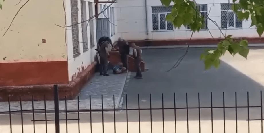 стрілянина в чорноморській школі