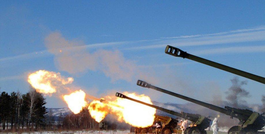 Обстрелы в зоне АТО / Фото: lastnews.com.ua