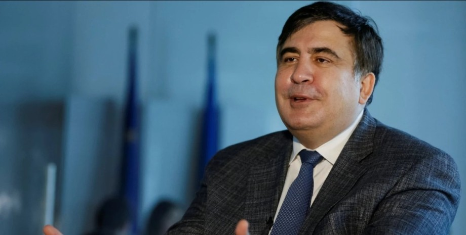Михеил Саакашвили, задержание, грузия