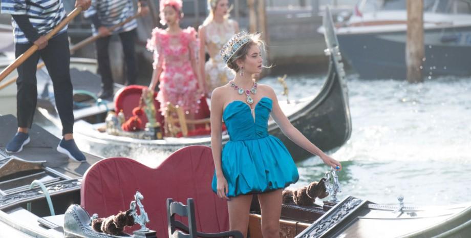 Лени Клум, модель, Dolce & Gabbana