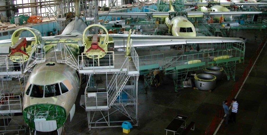 развитие авиаотрасли в украине