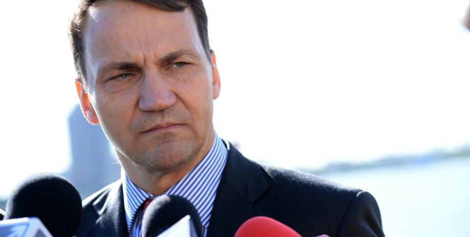 Радослав Сикорский / пресс-служба МИД Польши