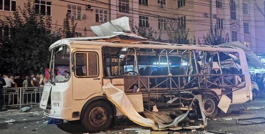 Следователи не исключают теракт в воронежском автобусе