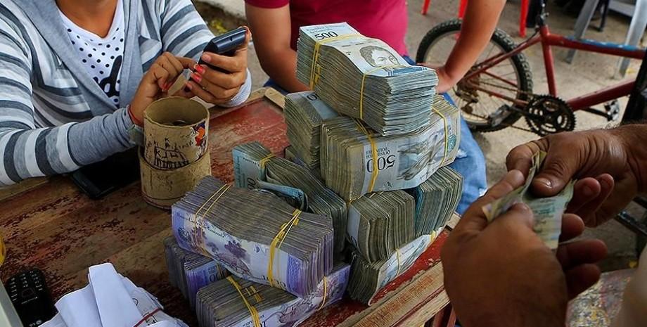 венесуэла, деноминация, фото