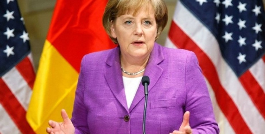 Ангела Меркель / Фото: 17tv.com.ua