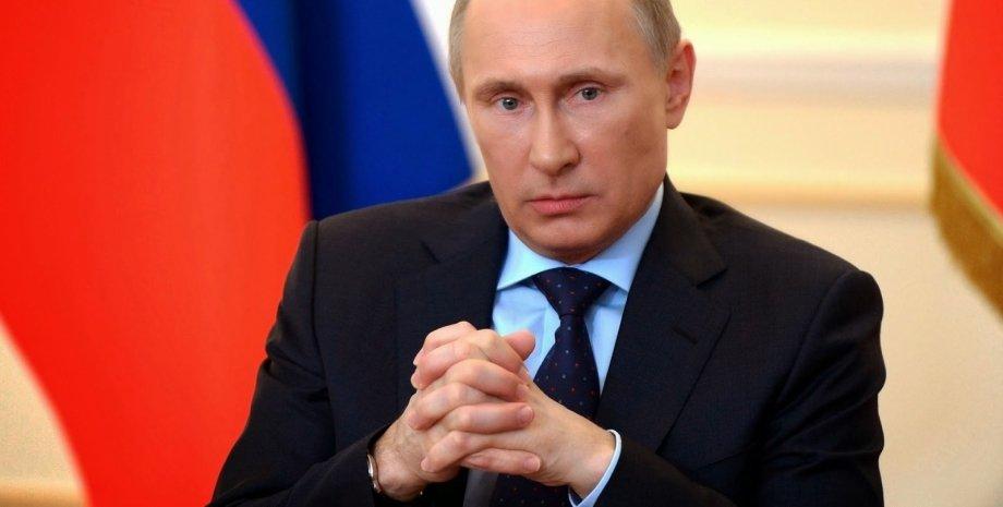 Владимир Путин / Фото пресс-службы Кремля