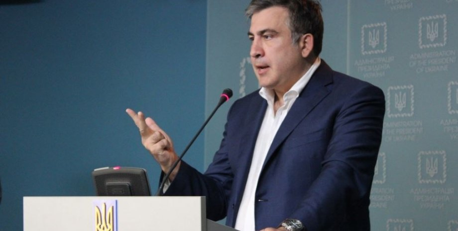 Михаил Саакашвили / Ирина Стельмах, Радио Свобода
