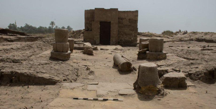 Храм Осириса / Фото: Ministry of Antiquities, Egypt