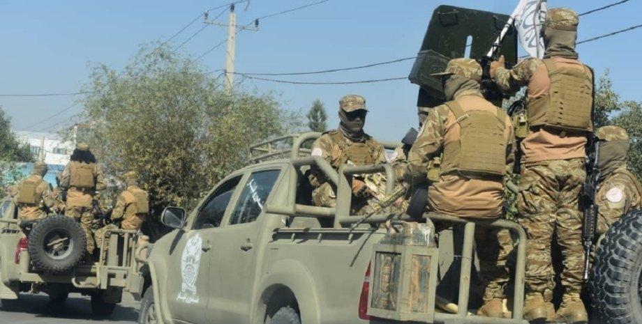 Талібан, таліби, бойовики