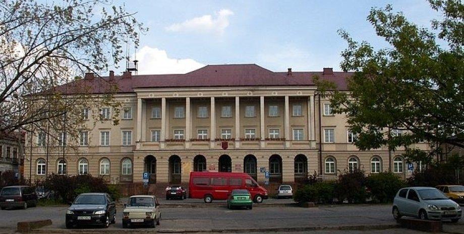 Здание горсовета в Кельце/Фото: wikipedia.org