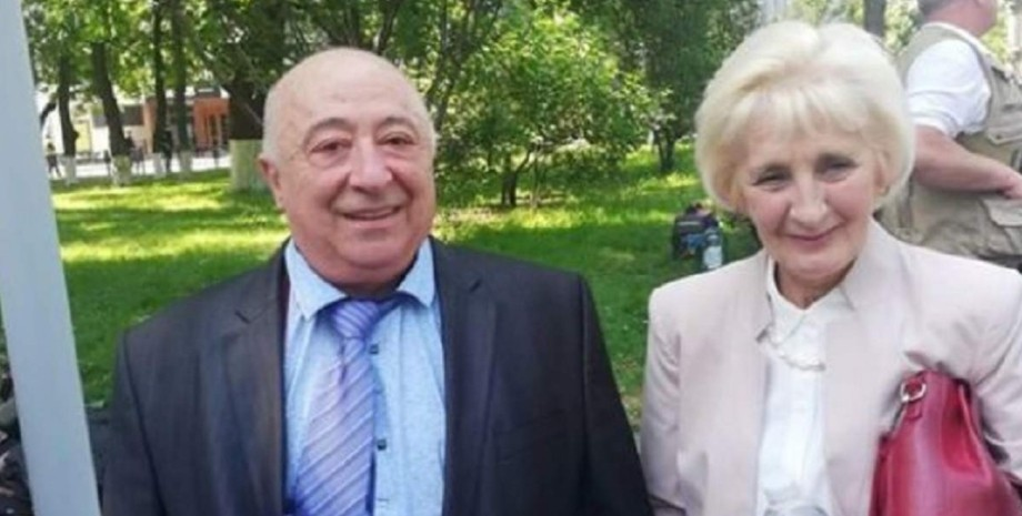 Владимир Зеленский, отец, мать,
