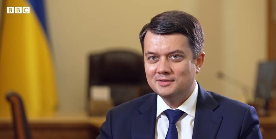 Разумков розповів про другий президентський термін Зеленського