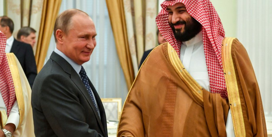 Принц Мухаммед бен Салман Аль Сауд /Фото: Yuri Kadobnov