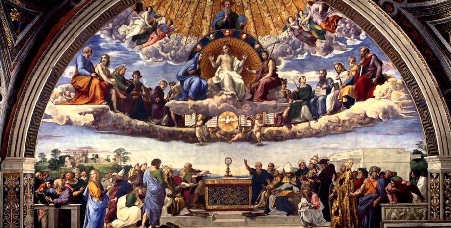 Сикстинская капелла в Ватикане / Фото: YouTube