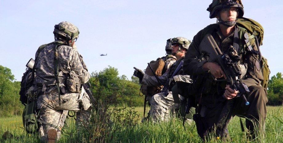 Солдаты НАТО / Фото: militaryreview.su