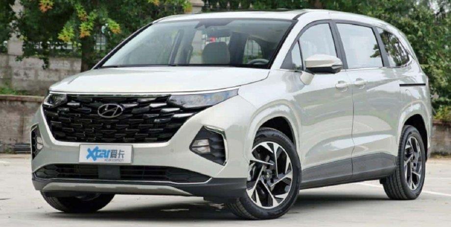 Hyundai Custo 2022, новий Hyundai Custo, мінівен Hyundai Custo, Hyundai Custo, Хюндай Кусто